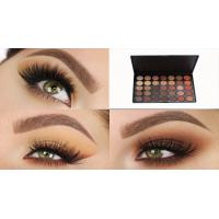 China Private Labelling Makeup 35 Colors Eyeshadow Palette , Same Quality As Morphe Eyeshadow wholesale