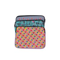China Custom Made 15.6 Inch Neoprene Laptop Sleeve with Zipper for Sale. 3mm SBR Material. wholesale