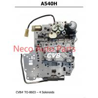 China Auto transmission A540H sdenoid valve body good quality used original parts wholesale