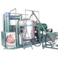 China Anti Corrosive Motor Oil Recycling Machine / Waste Oil Recycling Plant on sale