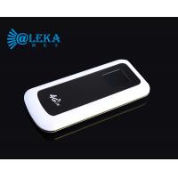 Quality durable powerbank router super long standby time 4G LTE pocket mifi router for sale
