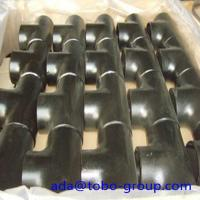 China High precision Stainless Steel 3 way Tee 316ti 317l 347h DIN EN wholesale