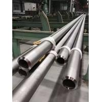 China Anti - Corrosive Seamless Incoloy 825 Pipe Din 17458 2.4858 3 Inch SCH40S 6M wholesale
