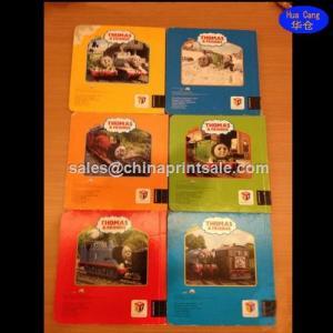 China china guangzhou ybj Cheap children board book with C1S 350gsm paper, cheap children book on sale