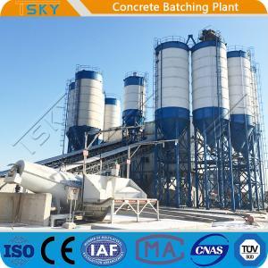 China HZS180 Stationary Concrete Batching Plant wholesale