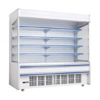 China Four Layers Multideck Open Chiller Embraco / Panasonic Brand Compressor Case wholesale