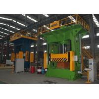 China High Speed Hydraulic Press Machine , Low Noise Metal Press Machine With Cooling Device wholesale