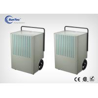 China 270 L / D Heavy Duty Compact Air Whole House Dehumidifier With Fixed Handle wholesale