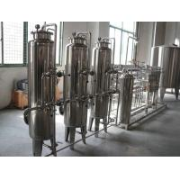 China Reverse Osmosis Drinking Water System Stainless Steel New Condition wholesale
