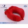 China U Shape Memory Foam Pillows / Multifunctional U shape Neck Pillow With Pouch wholesale