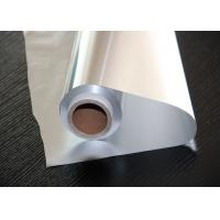 China Silver Color Aluminum Household Foil / 750Sf Aluminium Packaging Foil 18'' Width x 500' Length wholesale