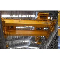 China Heavy Duty Double Girder Overhead Crane with Siemens / Schneider Electric Components wholesale