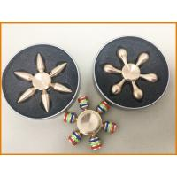China New Product Hot Selling Fidget Spinner Metal Hand Spinner Stress Relief Toys For Adult Kids QL1103 wholesale