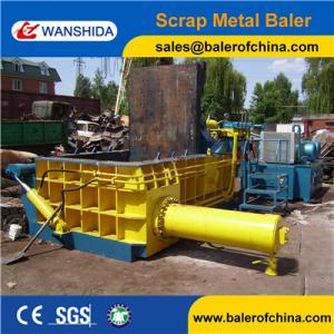 China Hydraulic Metal Baler Press wholesale