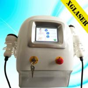 China 5 in 1 Professional vacuum roller cavitation portable rf slim machine wholesale