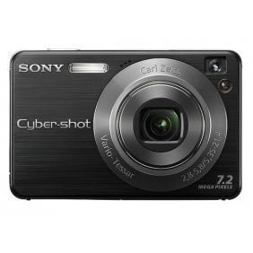 China Sony Cyber-shot DSC W110 7.2MP Slim Digital Camera - Silver wholesale