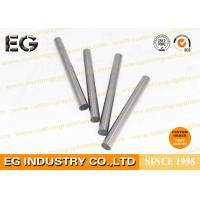 Small Carbon Graphite Rods 1.82 G/Cm3 Bulk Density With 6.49mm Custom Size