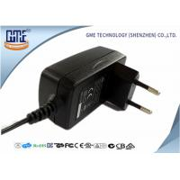 China 5V 9V 12V 15V 18w Switching Power Adapter for Indoor Purifier , Fully approved wholesale