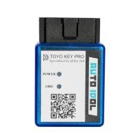China New Toyo Key Pro OBD II Car Key Programmer Support Toyota 4D, 4D-G, 4D-H All Key Lost wholesale