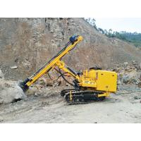 Quality JC860 Rock blasting drilling rig with DTH technology for sale