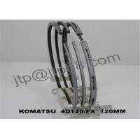 China 6110-30-2301 Cast Iron Piston Rings For Small Engines , Long Life wholesale