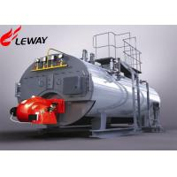 China WNS Series Industrial Steam Boiler PLC Automatic Control With Complete Parts on sale