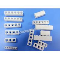 Quality Thermocouple Components Steatite Ceramic Insulator for Band Heater for sale