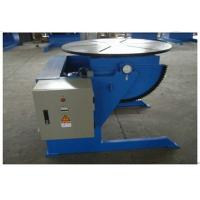 China Small Rotary Welding Positioners With 600kg Loading Capacity , VFD Control wholesale