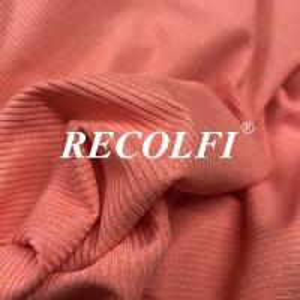 China Custom Color Ribbed Swimsuit Fabric , Eco Friendly Fabric 72% Nylon + 28% Spandex wholesale