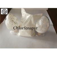China Low Residue Pest Control Insecticide White Powder Raw Material Chlorfenapyr wholesale