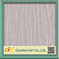 China Waterproof Washable Decorative Wallpapers / Paper Back With PVC Covering wholesale