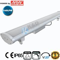 China LED Linear Low Bay 0.6M 80 Watts With 120° Beam Angle CE DLC Certification wholesale