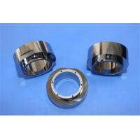 China HIP Treated Tungsten Carbide Valve Seats / Tungsten Carbide Production wholesale
