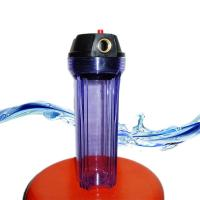 Buy cheap Factory price for 10 filter housing, plastic filter housing for water filtration from wholesalers