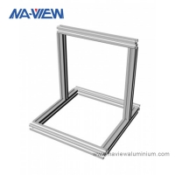 extruded aluminum 3d printer frame