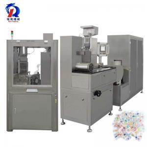 China SGS Automatic Oil Filler Gelatin Capsule Liquid Filling Machine wholesale