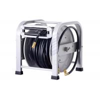 "China Spring Driven Hose Reel For Air And Water Tansfer , Heavy Duty Garden 1/4"" Hose Reel wholesale"