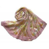 China Burnt-out Raw Silk Scarf (HP-C1075) wholesale