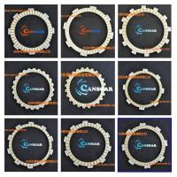 China motorcycle clutch plate/clutch disc/two wheeler clutch plate wholesale
