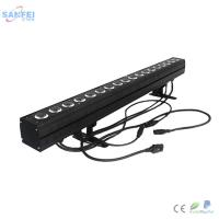 China LED 18pcs*10W RGBW 4in1 Outdoor Wall Washer Light /DMX512 Control/Aluminum wholesale