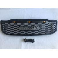 Buy cheap Toyota Hilux Vigo Champ Front Grill Mesh With LED / 4x4 Auto Parts from wholesalers