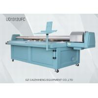 China Universal UV Large Format Flatbed Printers Blue For Aluminum Printing Galaxy UD 1312UFC wholesale