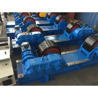 China Pipe / Tank / Vessel Turning Rolls for Automatic Welding / Blasting / Painting wholesale