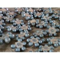 China Custom Cast Iron Forged Steel Grinding Balls for Chemical Industry and Machinery on sale