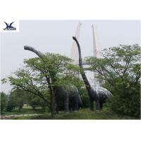 China Amusement Facility Animatronic Lifelike Animal Statues Moving Dinosaur Models wholesale