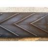 China Corrugated Sidewall Conveyor Belt For Coal Feeder / Milling / Unloading Machine wholesale