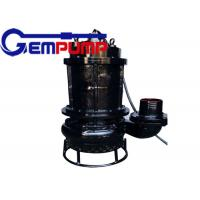 China Mine dewatering ZJQ electric centrifugal pump for dirty water plants wholesale