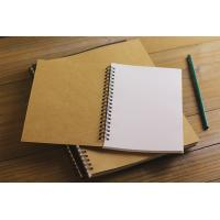 China plastic cover spiral notebook,spiral notepad;PP notebook,A5 spiral notebook wholesale