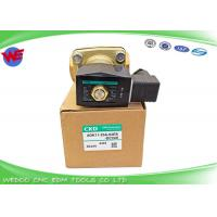 Buy cheap CKD Solenoid Control Valve ADK11-25A-02ES-DS24V Mitsubishi EDM Spare Parts from wholesalers