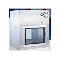 China Dynamic Cleanroom Pass Through Box With Electromagnetic Interlock wholesale